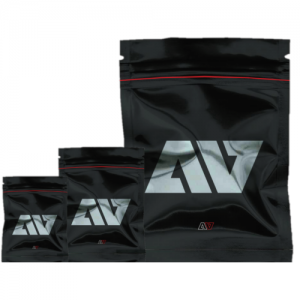 Avert Foil Fresh Bag is an odour-locking and fresh sealing zip-lock bag